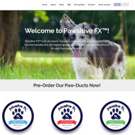 Pawsitive FX - All Natural Pet Products