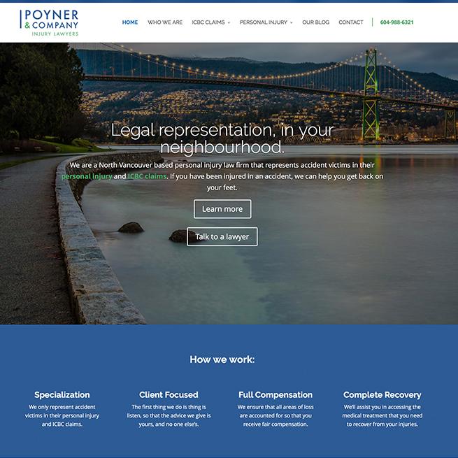 Poyner & Company Injury Lawyers