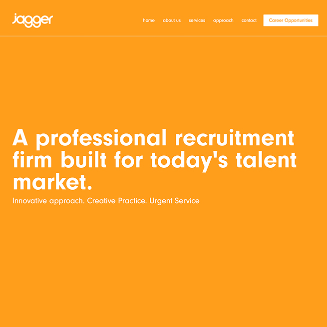 Jagger - Recruiting Agency